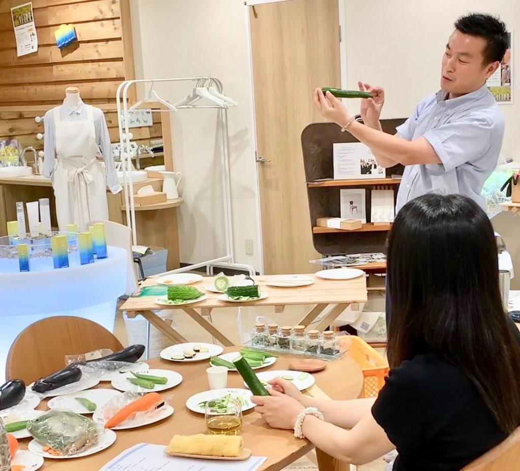 yaotomi 利き野菜セミナー