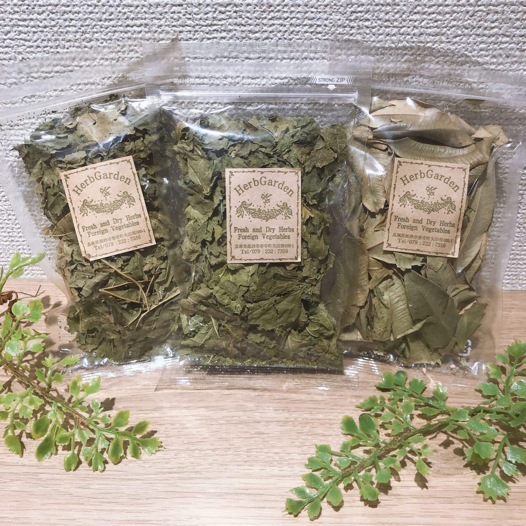 桑の葉茶 レモンマートルッセット